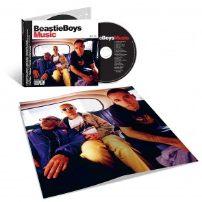 BEASTIE BOYS MUSIC DIGIPACK CD