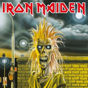 IRON MAIDEN REMASTERED PICTURE LP