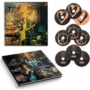 SIGN O' THE TIMES REMASTERED 8CD &  DVD