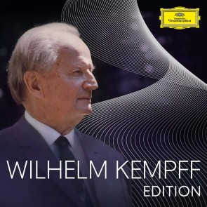 WILHELM KEMPFF EDITION 80CD