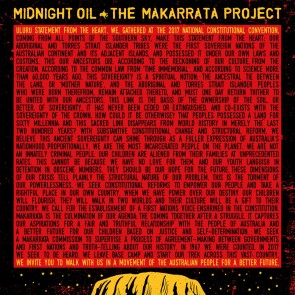 The Makarrata Project LP Yellow
