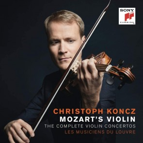 Mozart's Violin - The Complete Violin Co 2CD