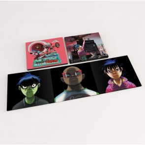 GORILLAZ PRESENTS SONG MACHINE, SEASON 1 (2CD LIMITED)