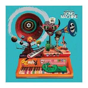 GORILLAZ PRESENTS SONG MACHINE, SEASON 1 (LP LIMITED ORANGE)