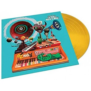 GORILLAZ PRESENTS SONG MACHINE, SEASON 1 (LP LIMITED YELLOW)