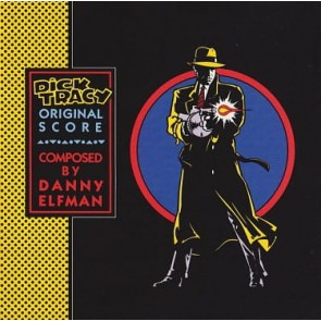 DICK TRACY OST (LP LIMITED BLUE)
