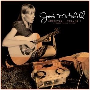 JONI MITCHELL ARCHIVES, VOL. 1 (5CD LIMITED)