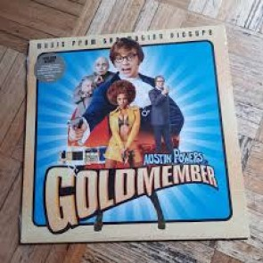 AUSTIN POWERS IN GOLDMEMBER (LP LIMITED GOLD RSD '20)