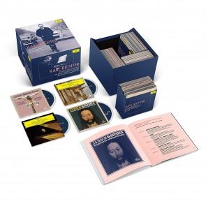 THE COMPLETE ARCHIV PRODUKTION & DEUTSCHE GRAMMOPHON RECORDINGS 97CD+3 BRA BOX