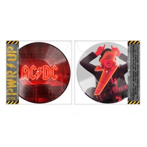 POWER UP PICTURE DISC LP