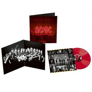 POWER UP RED LP