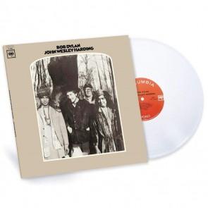 JOHN WESLEY HARDING (2010 MONO VERSION) WHITE LP