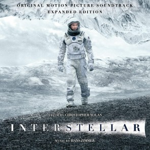 INTERSTELLAR 2CD