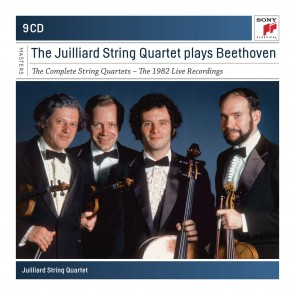 BEETHOVEN: THE COMPLETE STRING QUARTETS 9CD