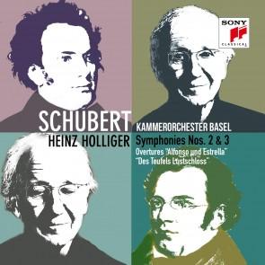 SCHUBERT: SYMPHONIES NOS. 2 & 3 (CD)