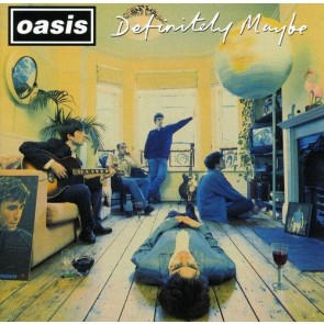 DEFINITELY MAYBE CD