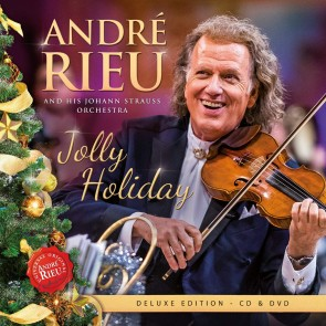 JOLLY HOLIDAY DELUXE CD+DVD