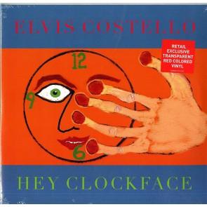HEY CLOCKFACE COLOUR 2LP