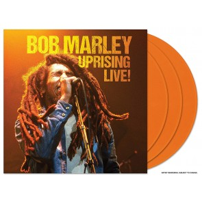UPRISING LIVE! LIMITED COLOURED 3LP