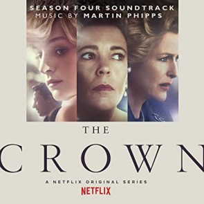 THE CROWN: SEASON FOUR (CD)
