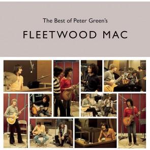 THE BEST OF PETER GREEN'S FLEETWOOD MAC 2LP