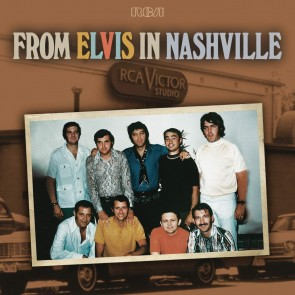FROM ELVIS IN NASHVILLE 2LP