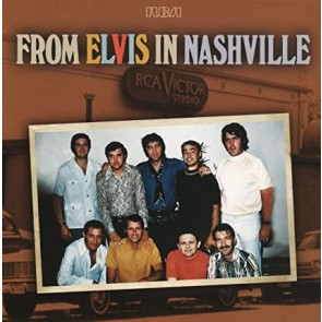 FROM ELVIS IN NASHVILLE 4CD