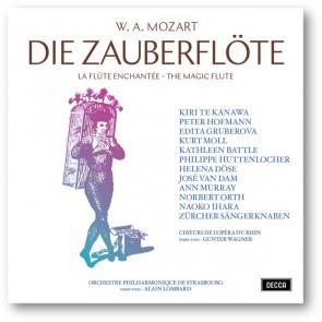 MOZART: DIE ZAUBERFLUTE 2CD