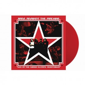 LIVE AT THE GRAND OLYMPIC AUDITORIUM COLOUR 2LP