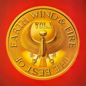 THE BEST OF EARTH WIND & FIRE VOL. 1 COLOUR LP