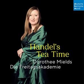 HANDEL'S TEA TIME CD