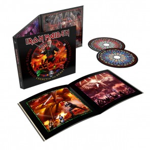 NIGHTS OF THE DEAD, LEGACY OF THE BEAST: LIVE IN MEXICO CITY (2CD DIGI)