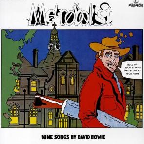 METROBOLIST (AKA THE MAN WHO SOLD THE WORLD)(LIMITED LP WHITE, GOLD & BLACK)