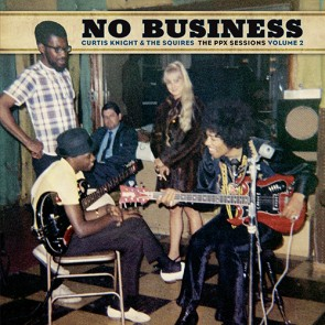 NO BUSINESS: THE PPX SESSIONS VOLUME 2 (LP Black Friday2020 )