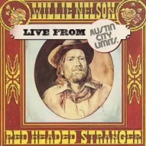 RED HEADED STRANGER LIVE FROM AUSTIN CITY (LP Black Friday 2020 )