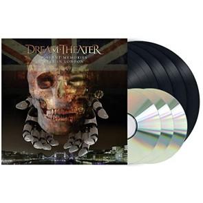 DISTANT MEMORIES - LIVE IN LONDON Ltd. black 4LP+3CD Box Set