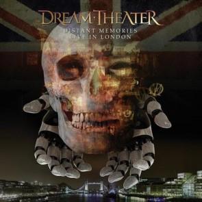 DISTANT MEMORIES - LIVE IN LONDON 3CD+2DVD