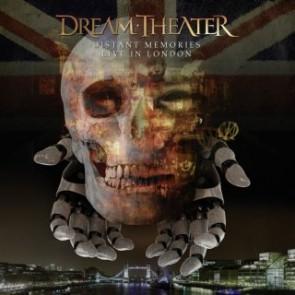 DISTANT MEMORIES - LIVE IN LONDON 3CD+2BD