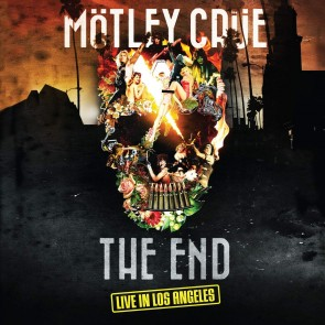 THE END-LIVE IN LOS ANGELES 2LP+DVD