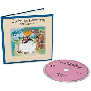 TEA FOR THE TILLERMAN CD