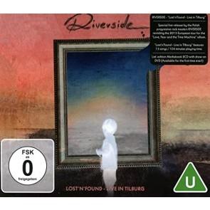 LOST'N'FOUND - LIVE IN TILBURG 2CD+DVD