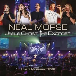 JESUS CHRIST THE EXORCIST (LIVE AT MORSEFEST 2018)(2CD+DVD)