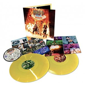 ROCKS VEGAS 2LP+DVD