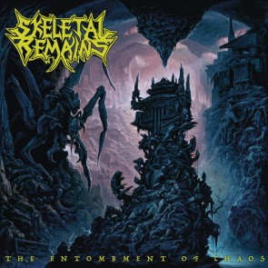 THE ENTOMBMENT OF CHAOS CD