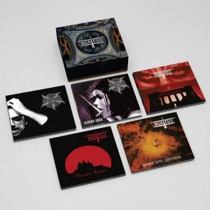 HOLY NIGHTFALL THE BLACK LEATHER CULT YEARS (CD BOX)