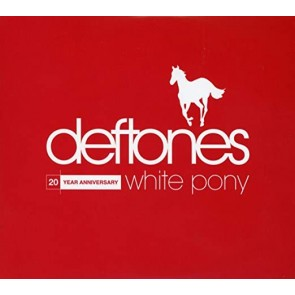 WHITE PONY CD 2020