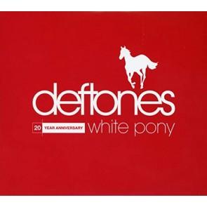 WHITE PONY CD 2020