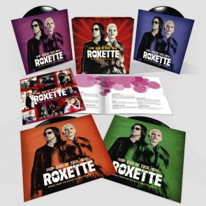 BAG OF TRIX (MUSIC FROM THE ROXETTE VAULTS)(4LP LIMITED BOX)