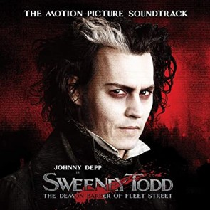 SWEENEY TODD: THE DEMON BARBER OF FLEET STREET OST (2LP)