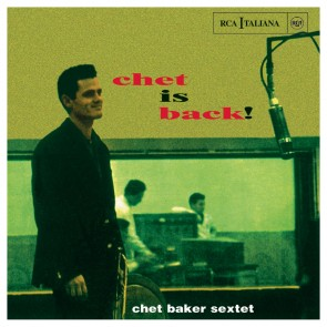 CHET IS BACK!CD